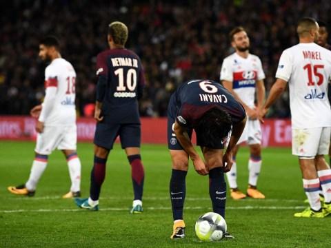 Paris Saint-Germain deny Edinson Cavani offered bonus to let Neymar take penalties