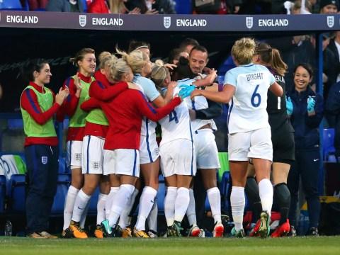 Eni Aluko furious with 'selfish' England goal celebrations with Mark Sampson