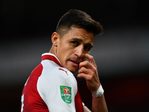 Arsene Wenger explains how Alexis Sanchez fits into his big-game plans after Chelsea snub