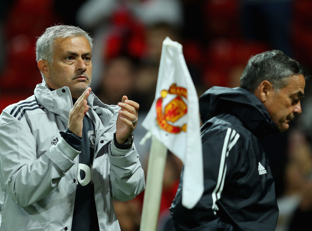 Jose Mourinho praises three Manchester United stars after Burton Albion victory
