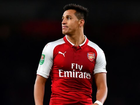 Paris Saint-Germain confident of agreeing deal to sign Alexis Sanchez in January