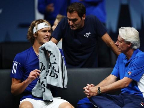 Alexander Zverev: Everyone would love Roger Federer as a coach