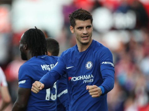 Chelsea hero Pat Nevin explains what sets Alvaro Morata apart from other strikers
