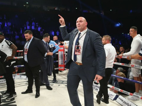 Tyson Fury believes he would stop Anthony Joshua inside eight rounds and asks Donald Trump to join him on ring walk