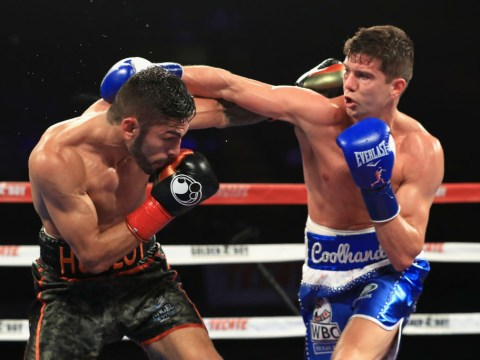 Luke Campbell feels he 'outclassed' Jorge Linares in world title showdown in Los Angeles