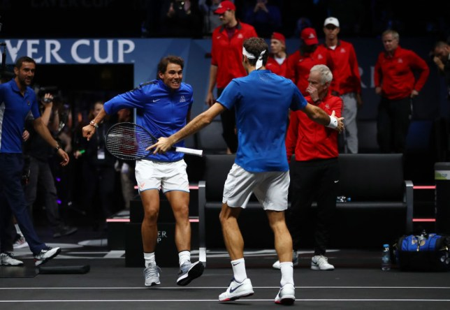 Rafael Nadal Reveals The Advice He Gave Roger Federer During Laver Cup Battle Metro News