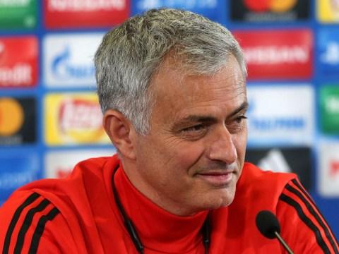 Jose Mourinho confirms Marouane Fellaini, Paul Pogba and Michael Carrick will miss CSKA Moscow clash