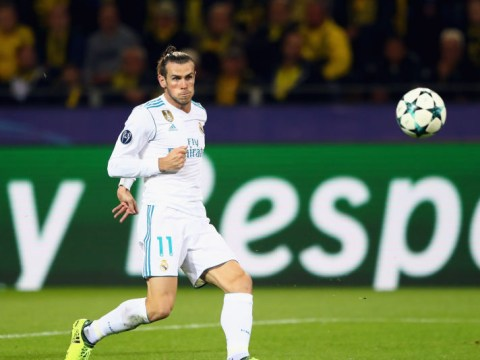 Gareth Bale silences critics with stunning volley in Real Madrid's clash against Dortmund