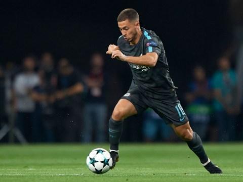 Steven Gerrard reveals the one major downside from Eden Hazard's fabulous Atletico Madrid display