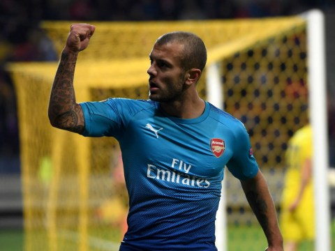 Jack Wilshere praises Arsene Wenger and confirms he wants to stay at Arsenal