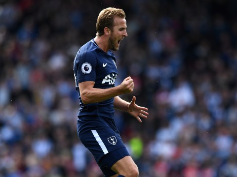 Tottenham's Harry Kane matches Cristiano Ronaldo and Lionel Messi record with goals v Huddersfield