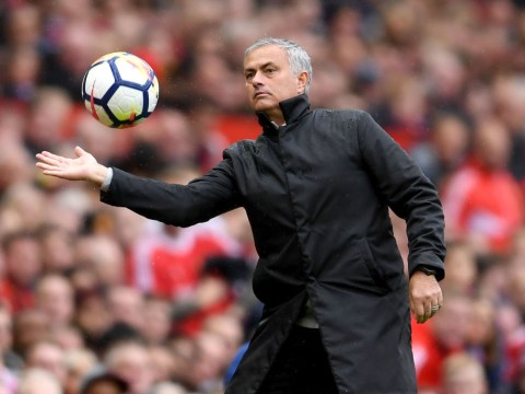 Manchester Untied manager Jose Mourinho praises Juan Mata and his four 'team' players