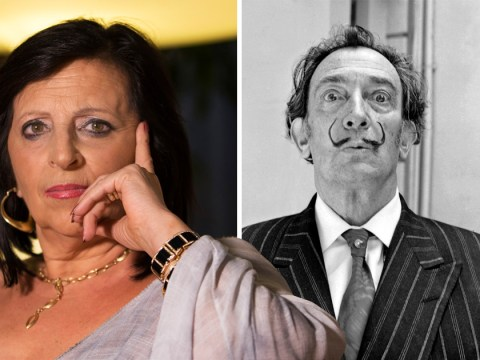 Psychic who claimed Dali was her dad is not his daughter after all
