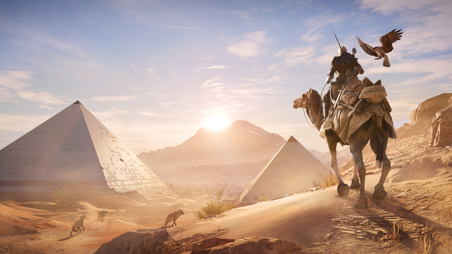Assassin's Creed Origins - the year's best-looker?