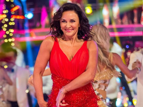 Shirley Ballas gets a thumbs-up from Strictly viewers as she dances into the show