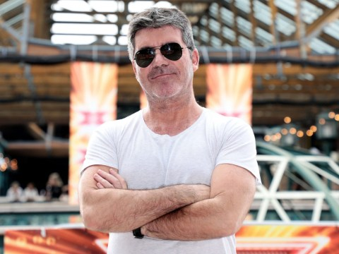 First X Factor live show could be thrown into chaos as Simon Cowell is rushed to hospital