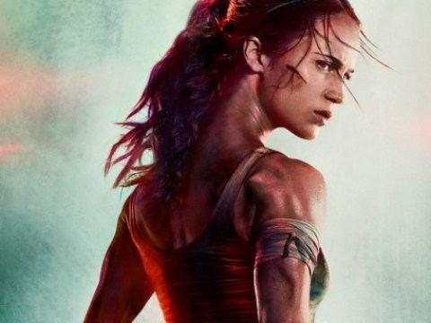 Don't panic but new teasers for Alicia Vikander's Tomb Raider have arrived