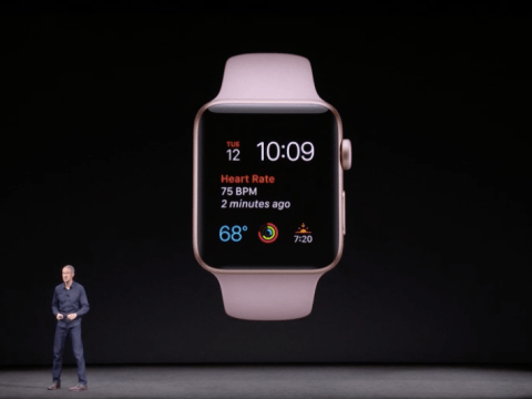 New Apple Watch Series 3 comes with a built-in phone