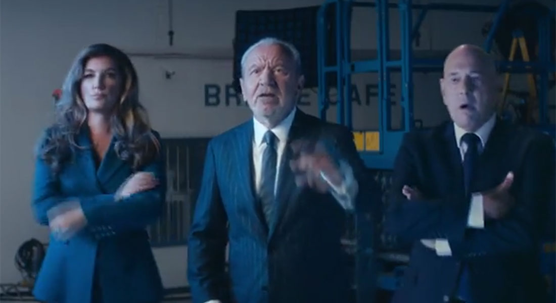 The Apprentice has had a bit of a funky makeover in first 2017 series trailer
