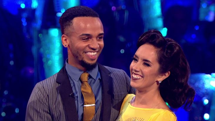 Strictly Come Dancing's Zoe Ball 'still can't say Aston Merrygold's name without wanting to cry'