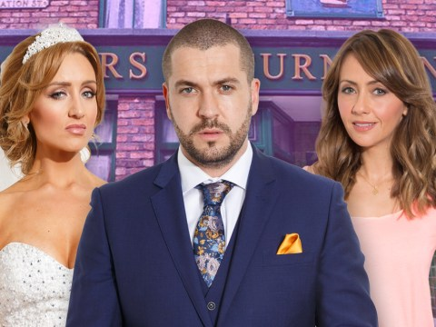 Coronation Street spoilers: Double wedding and tragedy! A huge week of drama kicks off tonight