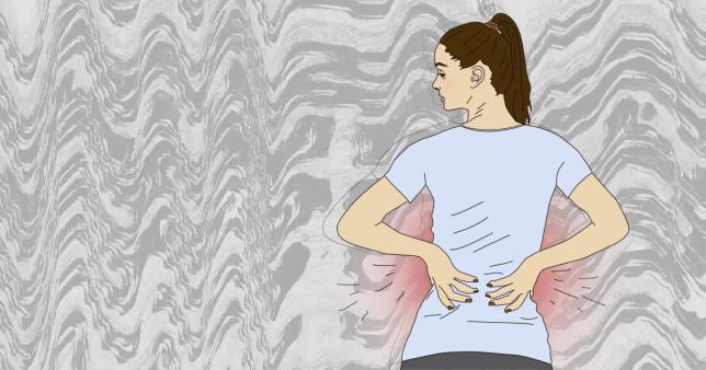 back pain ilo