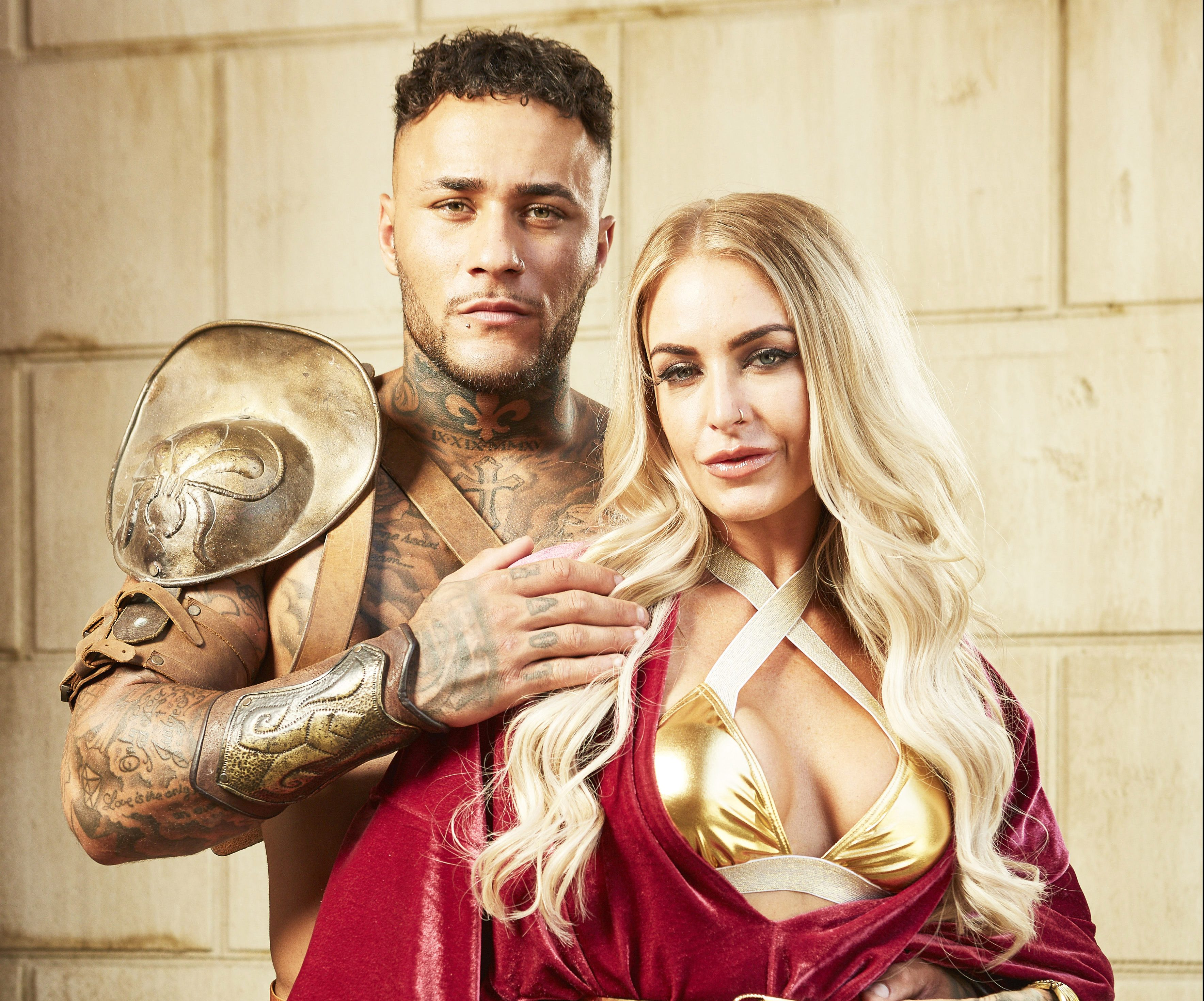 Meet the Bromans couples: Tian and Natalie on being squeamish and switching roles