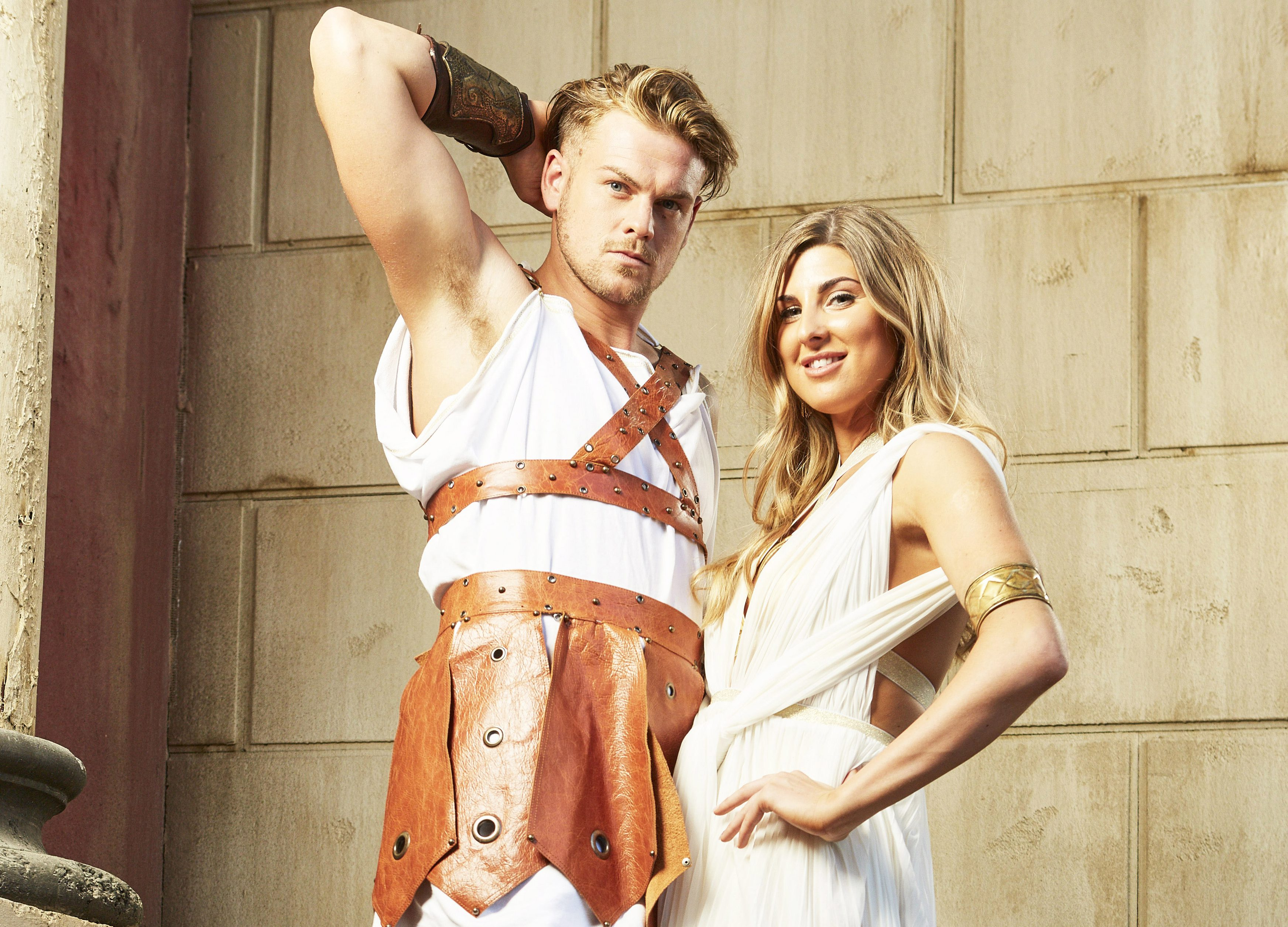 Meet the Bromans couples: Jordan and Jade on mud fights and falling out