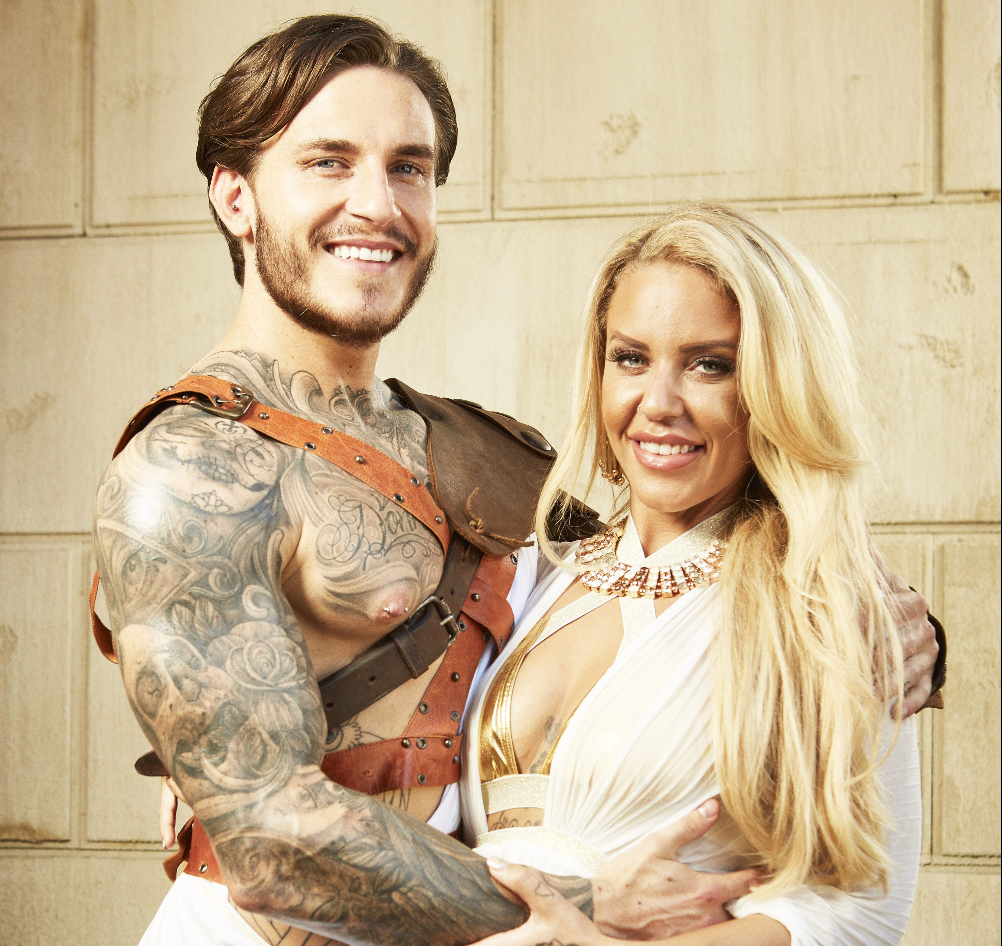 Meet the Bromans couples: Make Or Break stars Sophii and Richard are back