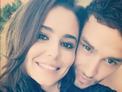Liam Payne, Cheryl and baby Bear have matching Christmas stockings