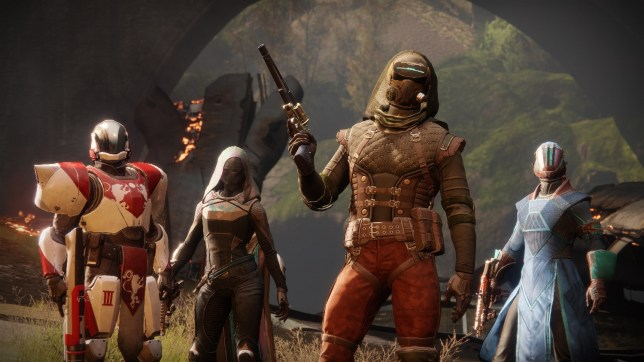 Destiny 2 - play it for free, then complain about the price fixing on XP