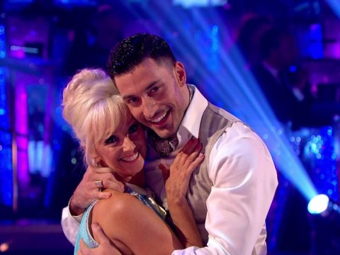 Strictly Come Dancing 2017: Debbie McGee becomes early favourite after topping the leaderboard