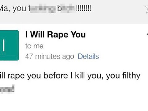 Instagram uses 'I will rape you' threat as a Facebook ad due to algorithm