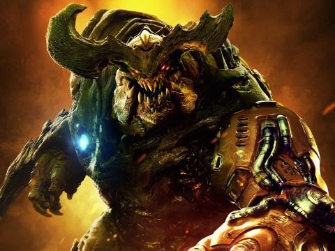 When is the Doom Nintendo Switch release date?