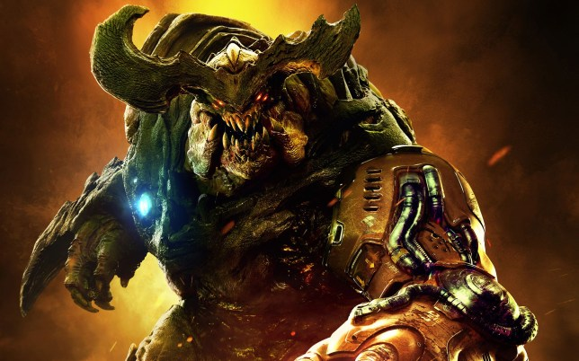 Bethesda VR: hands-on with Doom VFR, Skyrim VR, and Fallout