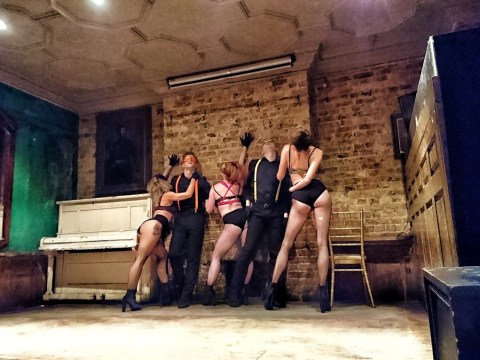 Why immersive theatre is the break from reality you need right now