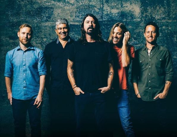 The Foo Fighters announce short and sweet UK stadium tour to visit Manchester and London