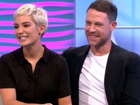 Wayne Bridge says 'he needs to get it while he can' after Frankie sex bombshell