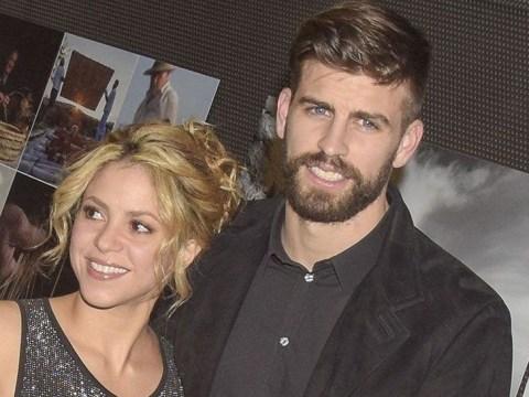 Gerard Pique shuts down rumours he and Shakira are splitting