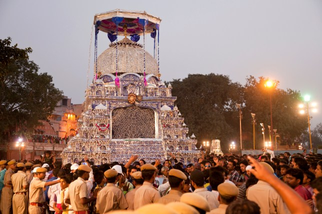 Celebrations for the Islamic New Year