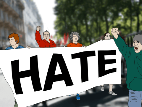 Here are the far-right extremist groups spreading hate in Britain