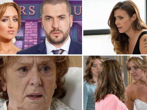 Wedding horror, will Rita die and 8 more Coronation Street spoilers revealed