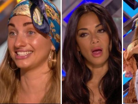The X Factor's Nicole Scherzinger shocked as she reunites with contestant