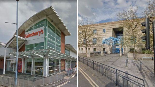 Boy, 16, jailed for setting off homemade bomb in Sainsbury's toilet