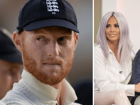 Disgraced England cricketeer Ben Stokes caught on camera mocking Katie Price's son Harvey