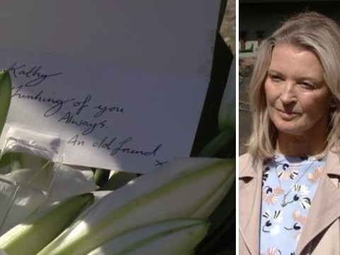EastEnders: Which old friend returned and left mystery flowers for Kathy Beale?