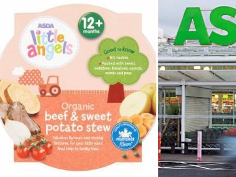 Asda recalls Little Angels baby food after plastic discovered