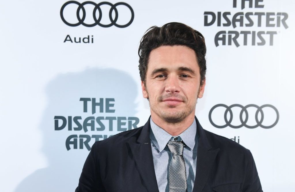 James Franco has stopped watching porn because the 'young women are not protected'