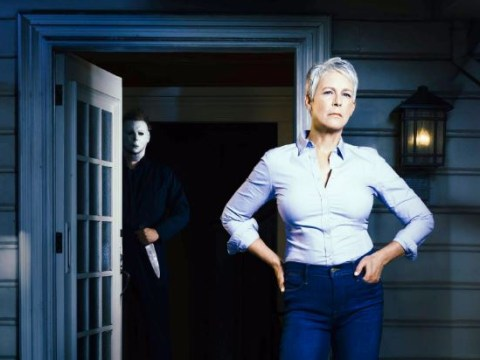 Jamie Lee Curtis to return for Halloween reboot for one last round with Michael Myers