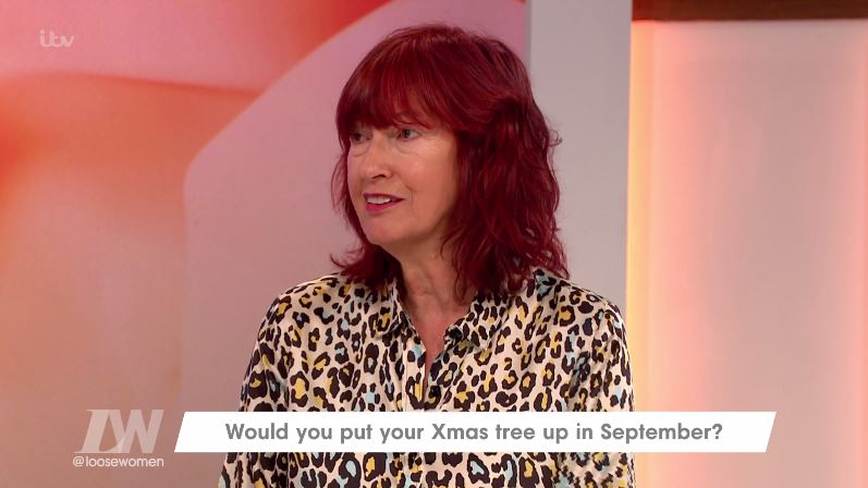 Loose Women viewers demand apology over Janet Street Porter's 'insensitive' slashing wrists comment